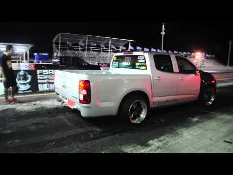 หมูหยอง 7 Racing Drag All new Chevy แต่งหล่อๆ วิ่งขำๆ