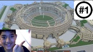 Minecraft Arena #1