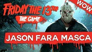 FRIDAY the 13th! Jason FARA MASCA! Vedem cum arata!