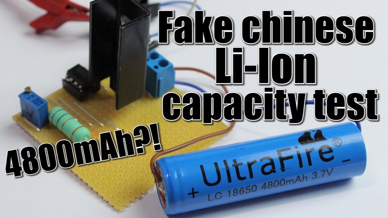 li ion capacity test diy constant current load youtube. Black Bedroom Furniture Sets. Home Design Ideas