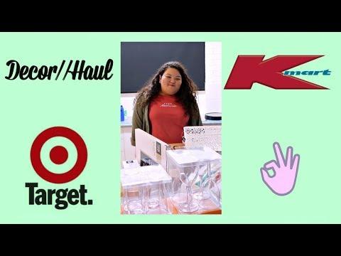 Moving Vlog #4 Kmart, Target and Appliance Haul