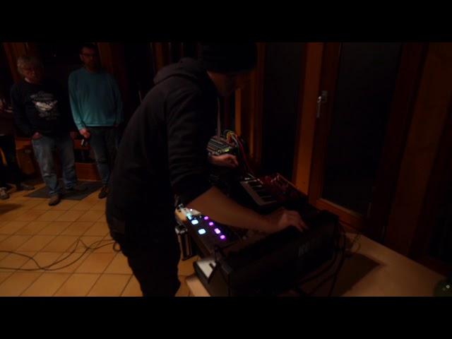 Eli van Vegas - LIVE - Jam Session at NERDLICH DER MITTE 2018