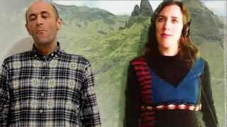 Là-bas - J-J- Goldman et Sirima - Duo virtuel