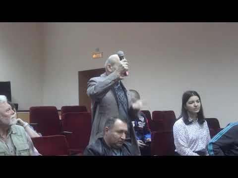 Семинар в МЦК, Михайловка
