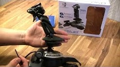 Cyborg F.L.Y. 5 USB Flightstick Review