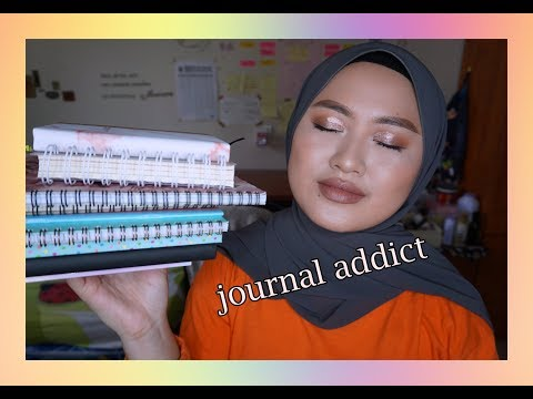 Notebook HAUL (mr diy, typo & daiso) | collab with @lilybrahim