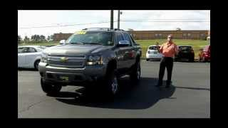 2007 Chevy Avalanche - 50535MA