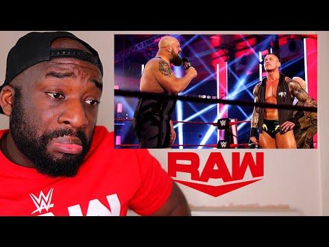 Big Show confronts Randy Orton & Ric Flair | MONDAY NIGHT RAW | REACTION