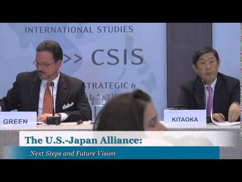 The U.S.-Japan Alliance: Next Steps and Future Vision, Dialogue with Dr. Shinichi Kitaoka