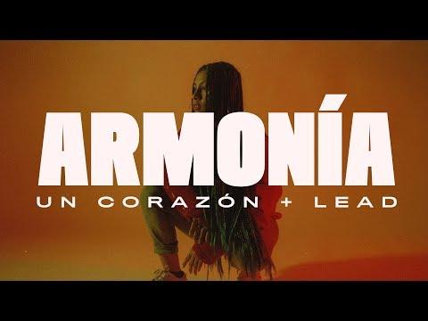 Armonía – Un Corazón y Lead (Letra)