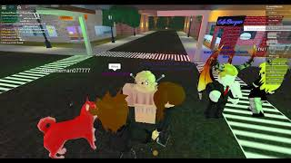 ROBLOX THE HORROR OF JUST STANDING AROUND TALKING