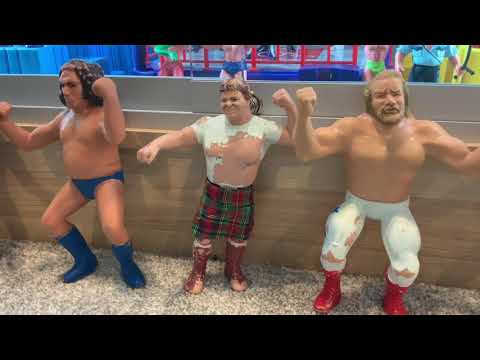 LJN WWF Wrestling Figures Restoration And Cleaning Tips With The End Result