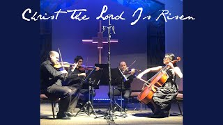 Christ The Lord Is Risen (Cristo Já Ressuscitou) - Arcada String Quartet (Live Performance)