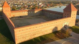 Лидский замок январь 2015 год(Лидский замок Лидский замок расположился в городке Лида, республика Беларусь. Это главная достопримечател..., 2015-01-14T16:17:36.000Z)