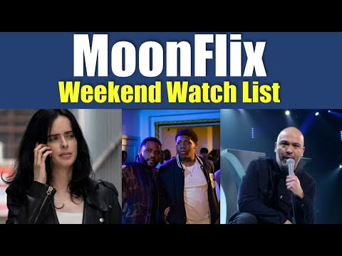 DJ MoonDawg - DJ MoonDawg shares his MoonFlix Weekend Watch List for Netflix & Chill time