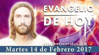 Evangelio de Hoy Martes 14 de Febrero 2017 La mies es abundante y los obreros pocos