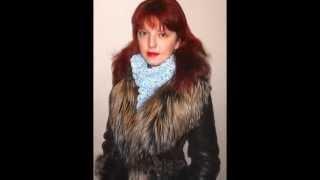 Шаль - платок для мамы - вязание крючком