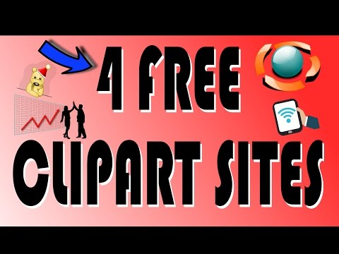 4 Free Clipart Sites - Vector SVG And Other Formats