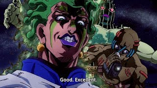 Thank You For Watching! Anime: JoJo's Bizarre Adventure Part 5: Vento Aureo (ジョジョの奇妙な冒険 黄金の風) Episode 29: When the team arrive at a coastal ...