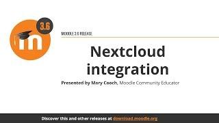 Nextcloud integration