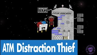 ATM Distraction Thief - Safety Scouts Advice - Episode 26 [HD,4K]