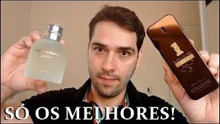 Top 10 - Perfumes Masculinos Mais Elogiados