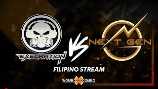 INFEST LORDS! Execration vs. Next-Gen ESL Genting Qualifier Game 2