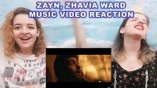 Zayn, Zhavia Ward - A Whole New World | Music Video Reaction