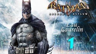 Batman: Arkham Asylum слепое женское прохождение ч.1: Псих на психе и психом погоняет