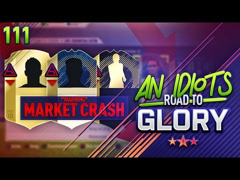 TOTS MARKET CRASH!!! AN ID**TS ROAD TO GLORY!!! Episode 111