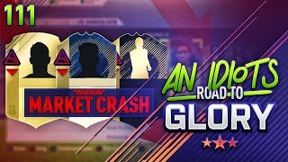Tots market crash!!! an id**ts road to glory!!! episode 111