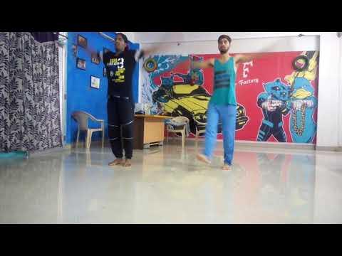DF Dance factory Rj Roxy and Dharmesh