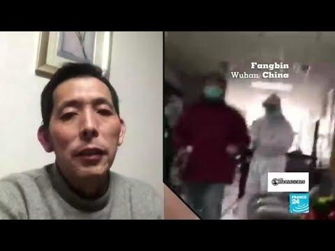 En Wuhan los ciudadanos usan las redes sociales para informar sobre el coronavirus