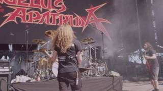 ANGELUS APATRIDA - The Antichrist - Live (OFFICIAL VIDEO) YouTube Videos
