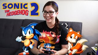 RETRO: Tracy vs Sonic the Hedgehog 2