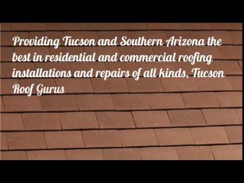 roof repair tucson