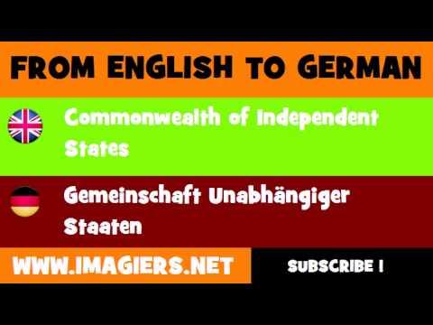 Gemeinschaft Englisch
