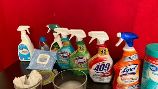 How to make Clorox wipesLysol wipes at home with household cleaners (2020)