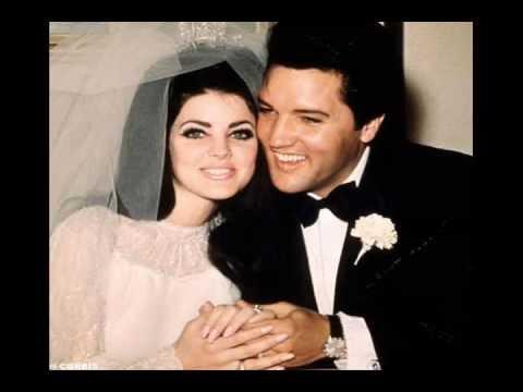Elvis And Priscilla Presley (Let It Be Me)