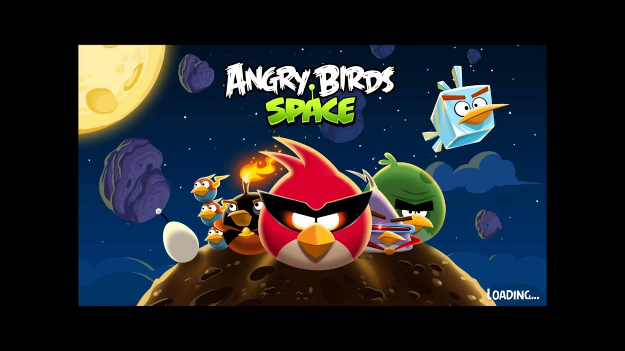 angry birds space theme song