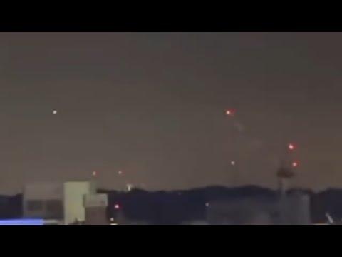 UFO Sighted Over U.S.Navy Base in Yokosuka, Japan ( July 10, 2021 )