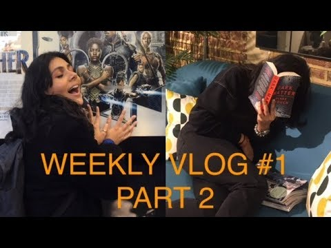GUSHING ABOUT MICHAEL B JORDAN AND GIRLY BOOK CLUB  TAKSHI VLOGS