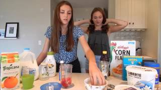 The Smoothie Challenge Thumbnail