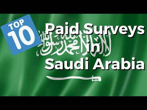 10 Best Paid Survey Sites in Saudi Arabia (Free Way to Earn)