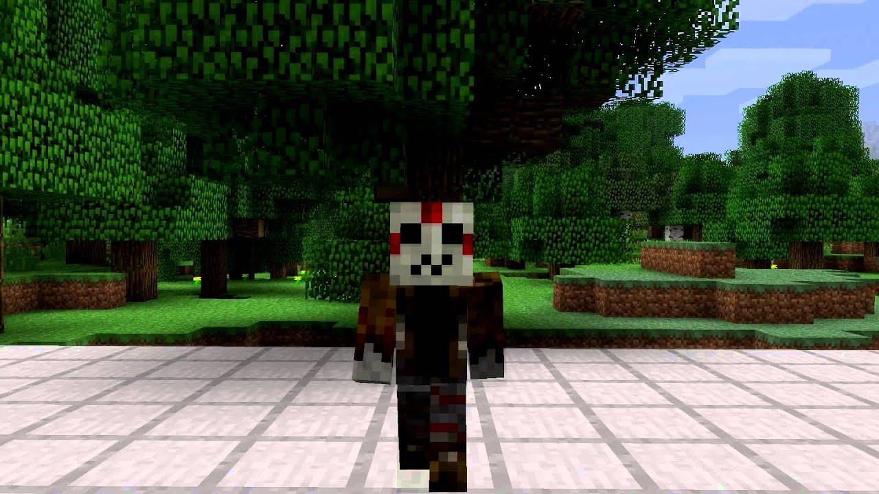 Jason Minecraft Skin Spotlight YouTube - Skins para minecraft pe jason