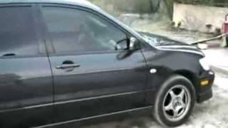 """Mitsubishi Lancer Oz Rally 2003 - a.ka.  """"My New Car"""""""