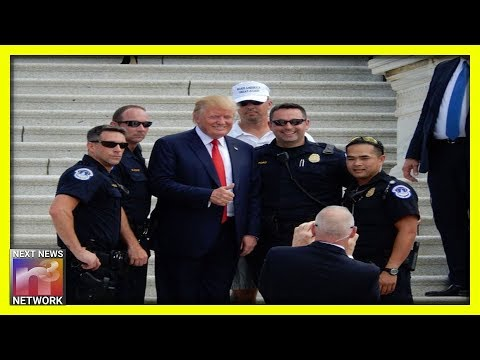 Trump Gets ROARING Applause When He Proposes Brilliant Idea For Cop Killers