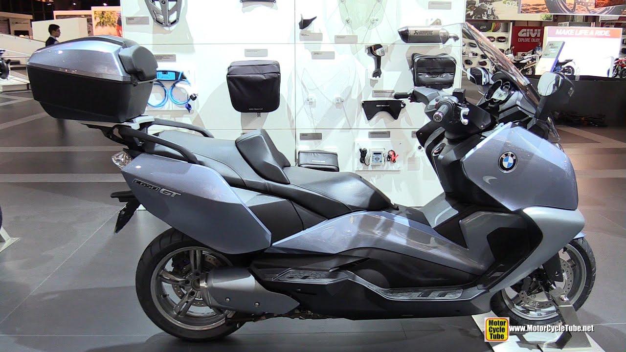 2015 bmw c650 gt maxi scooter walkaround 2014 eicma. Black Bedroom Furniture Sets. Home Design Ideas