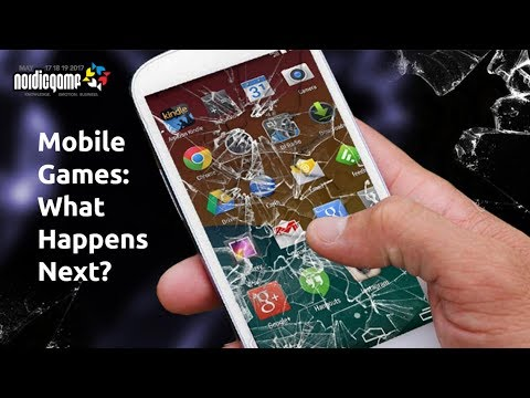 Mobile Games: What Happens Next? (Nordic Game 2017)