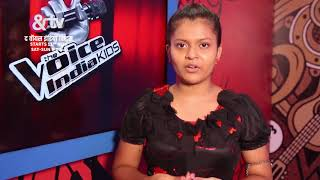 Meet Niharika Nath   The Voice India Kids